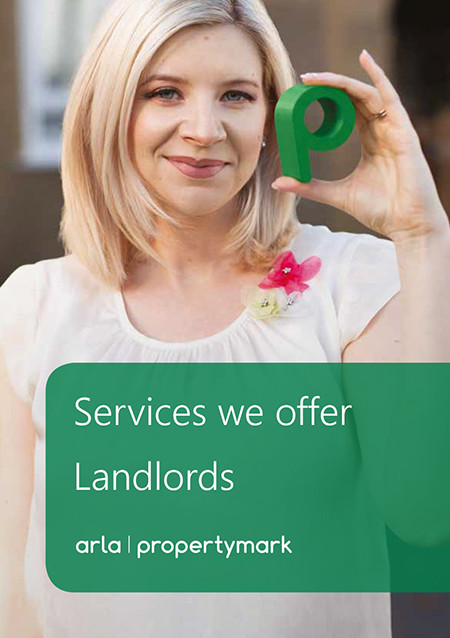 SERVICES WE OFFER OUR LANDLORDS